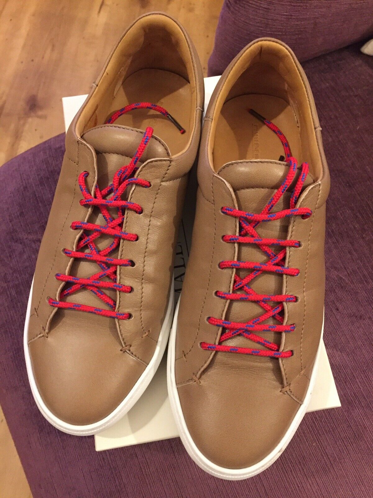 BY MALENE BIRGER ARTILORBE SNEAKERS, ONCE ONCE, SIZE 41   8