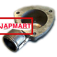 HOUSING MITSUBISHI 98 FM677 TOP 1065JMA3 FUSO OUTLET THERMOSTAT 02 TRUCK FIGHTER T6nPzqxTO