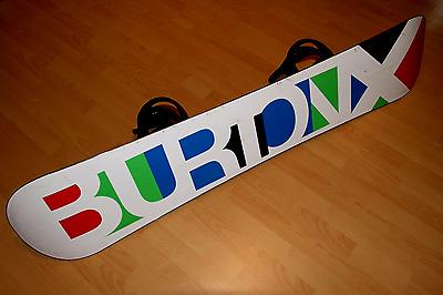 Snowboard + Bindung Set ! TOP MARKE .. BURTON customX w159 +Burton cartel 43-48