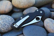 Spyderco Paramilitary 2 & 3 Custom CNC Machined Titanium Pocket Clip