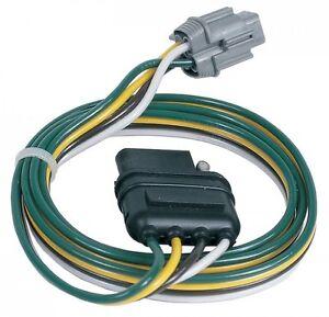 trailer tail light connector for nissan xterra 00 04 brake. Black Bedroom Furniture Sets. Home Design Ideas