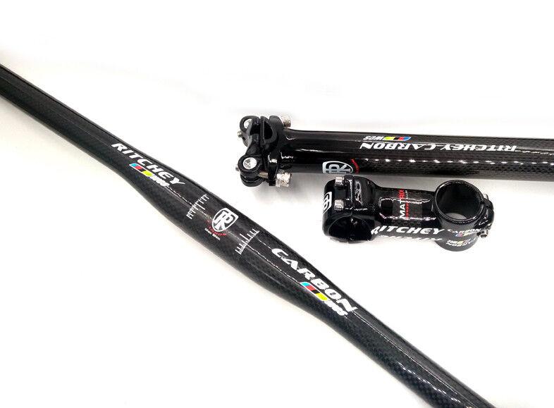 Ritchey WCS carbon Fahrrad MTB Rennrad Rennrad Rennrad Lenker vorbau Sattelstütze     | New Listing  a2c3b1