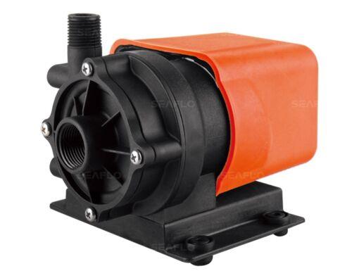 SeaFlo Marine Air Conditioner Magnetic Drive Circulation Pump 500 GPH 115V Boat