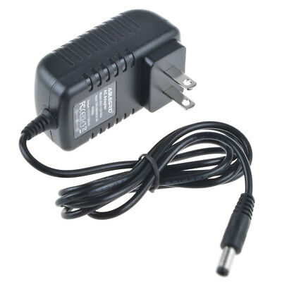 AC DC Power Adapter Charger for AR Saratoga Wireless Bluetooth Speaker AWSEE21BK