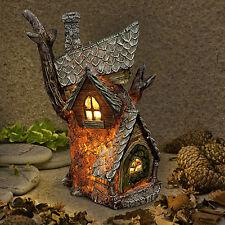 Giardino bagliore-Solar Casa Delle Fate -ALBERO Casa Cottage -Casa di Agnes