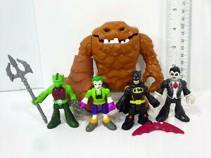 Imaginext-DC-Super-Villain-Clayface-Batman-Figures-Joker-Vampire-Fisher-Price