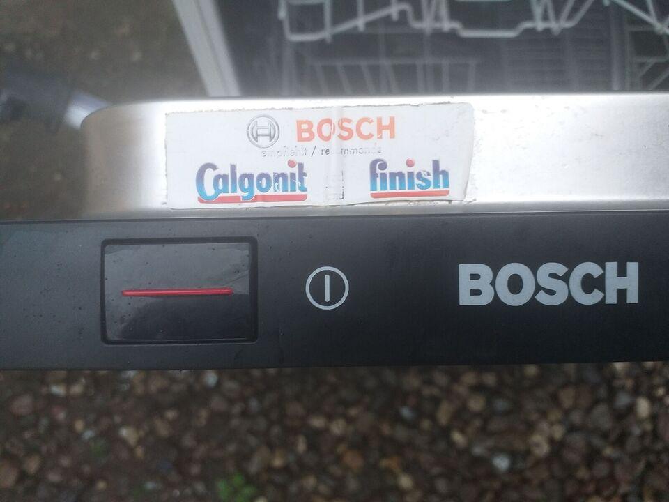 Bosch INTREGERET, fritstående, energiklasse A++