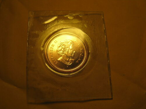 Canada 2006 P Magnetic Rare Small Cent Penny Mint Grade Beauty ID#A.