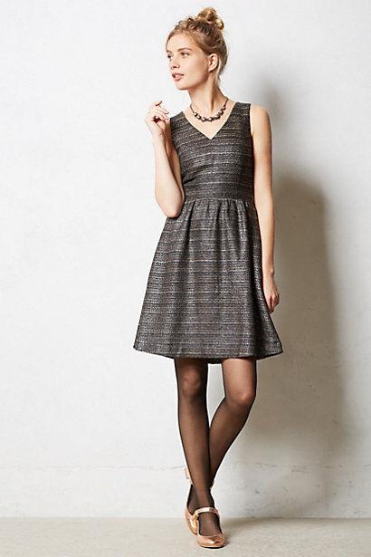 158 NWT Sz 2 Anthropologie Glissade Dress by Moulinette Soeurs