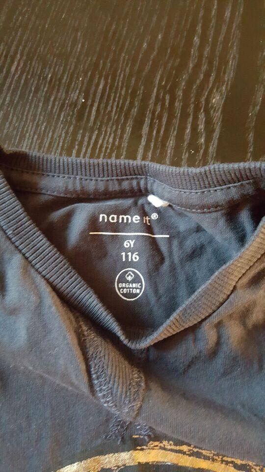 Bluse, 100% bomuld, Name It & Mads og Mette
