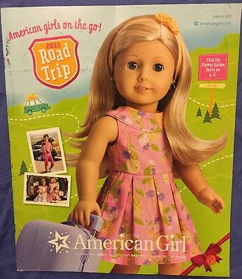 American Girl 2011 Catalog featuring 25th Anniversary Merchandise!