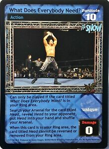 WWE-Raw-Deal-CCG-Summer-Slam-6-0-What-Does-Everybody-Need-Al-Snow-117-150