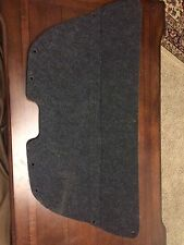 2009 2010 2011 2013 Toyota corolla trunk lid inner cover Cover. See Pictures #1