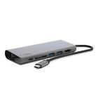 Belkin F4U092BTSGY USB-C Multimedia Hub