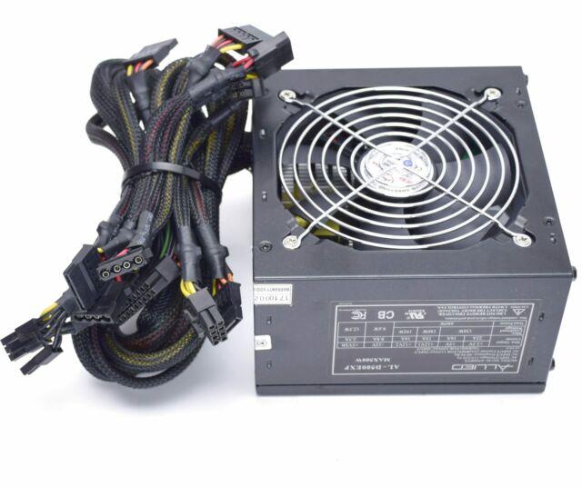 Allied SL-8500BTX ATX 500W Switching Power Supply PSU AL-D500EXP