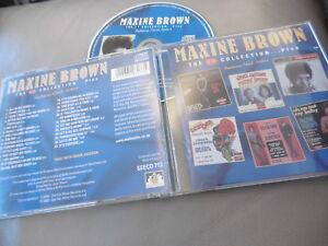 Maxine-Brown-The-E-P-Collection-Plus-27-Titres-Album-CD-Seecd-713