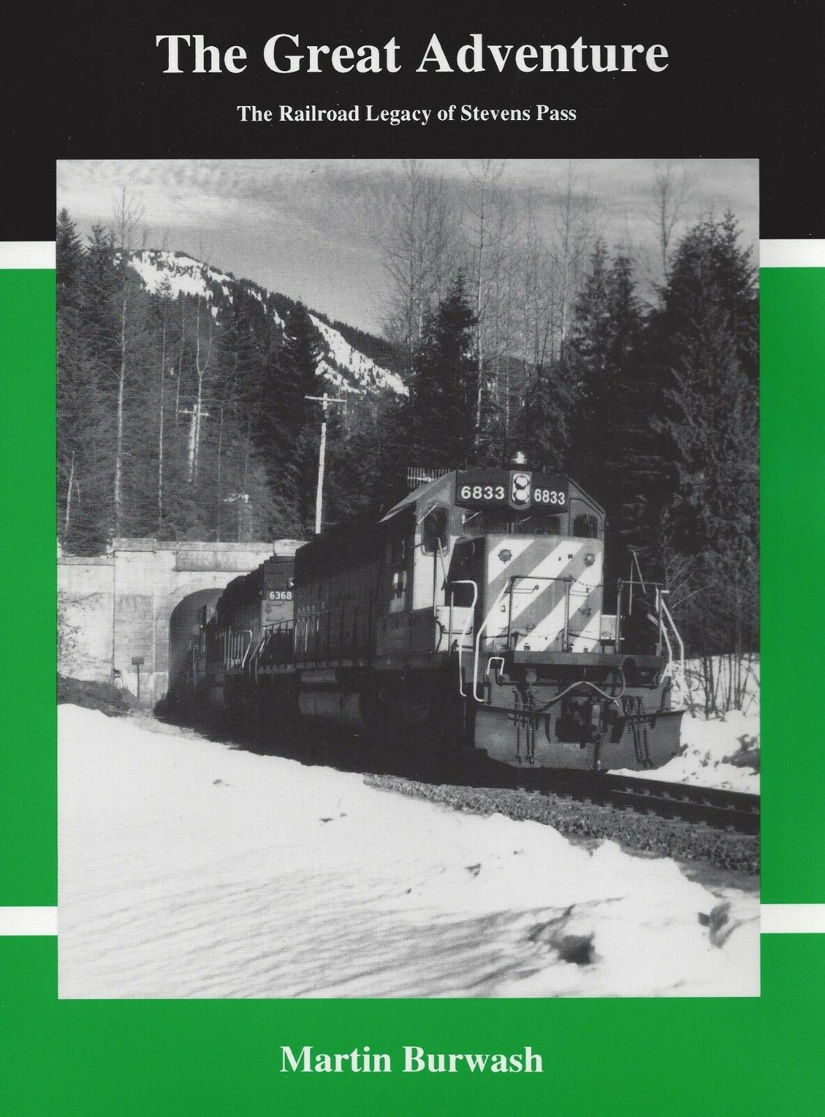 The Great Adventure The Ferrovia Legacy Of Stevens Pass  Nuovo Libro