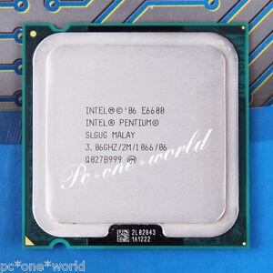 INTEL PENTIUM DUAL CORE E6600 DRIVER PC