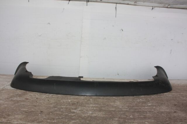 GENUINE VW PASSAT B5 REAR BUMPER LOWER TRIM 2001-05 P/N: 3B5807521