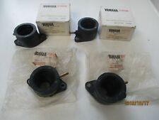 Ansaugstutzen 4 Stück YAMAHA XJ 650 4KO XJ 750 Seca NEU SATZ684050 Dichtungen f