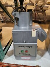 Robot Coupe R602x Series E Heavy Duty Food Processor With Continuous Feed
