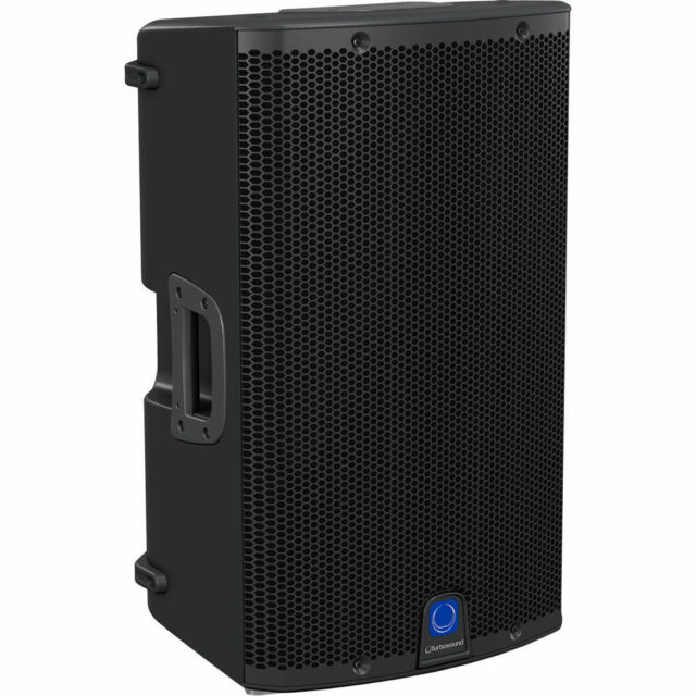 "Turbosound IQ12 Active 12"" Powered Loud-Speaker 2500W Class-D Amplified w/ DSP"
