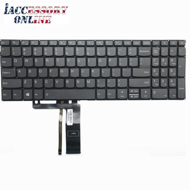 Backlit Keyboard for Lenovo IdeaPad 330S-15ARR 330S-15AST 330S-15IKB Laptop  US