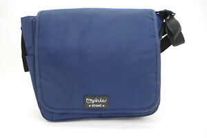 Pirulos-Wickeltasche-mit-passender-Wickelunterlage-Marineblau