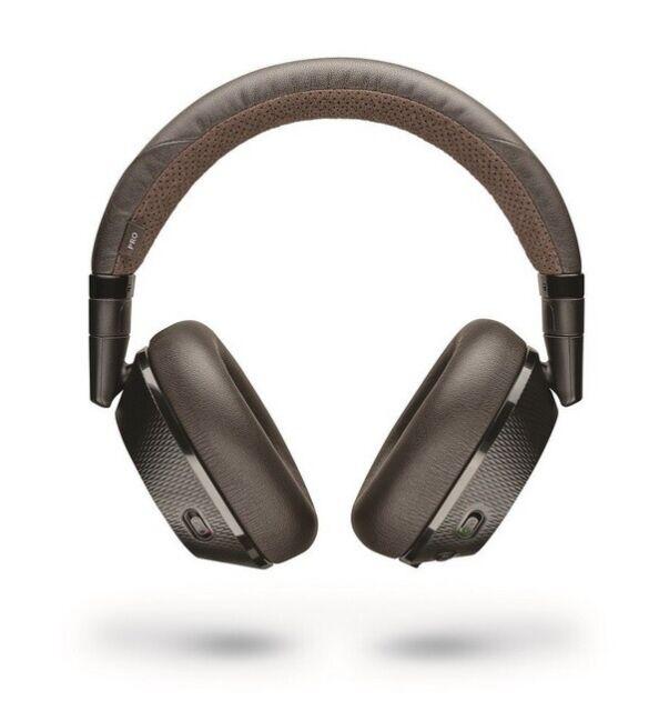 OEM Plantronics BackBeat PRO 2 Wireless Noise Cancelling Headphones Black & Tan