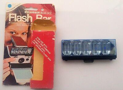 10 Guarenteed Flashes with Flash indicators Sylvania Blue Dot Flash Bar