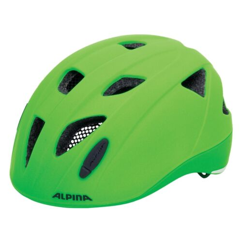 Alpina Kinder-Fahrradhelm ALPINA XIMO L.E 45-54 cm green Gr