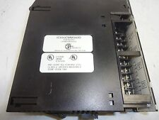 GE FANUC IC693CMM302D ENHANCED COMMUNICATION MODULE