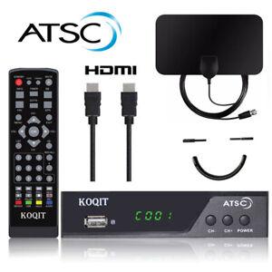 Digital-Converter-Box-atsc-antenna-Analog-TV-Receiver-atsc-tuner-Live-recorder
