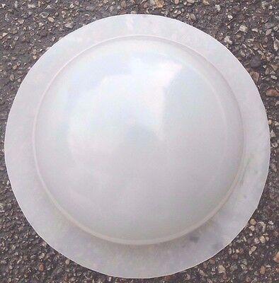 "Half sphere mold 8/"" W concrete plaster mold"