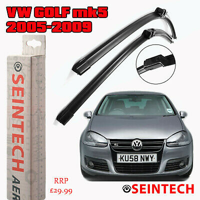 """For Ford Mondeo 2007-2015 Front Windscreen 26/"""" 19/"""" push button Flat Wiper Blades"""