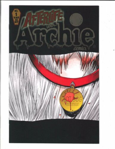 Afterlife With Archie #1 Variant Cover Seely Rare Riverdale CW