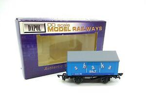 Dapol-B366-Shaka-Salt-Wagon-OO-Mint-amp-Boxed-see-description