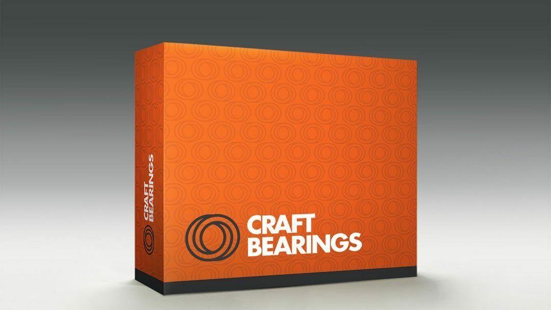 30203 CRAFT Bearing 17x40x13.25