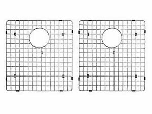 Image Is Loading Kitchen Sink Bottom Rack Grid Set G1416 2