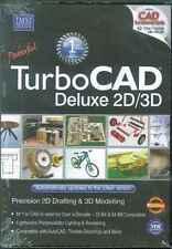 TurboCAD 20 V20 Deluxe 2D/3D Drafting Modelling & CAD fundamental Video tutorial