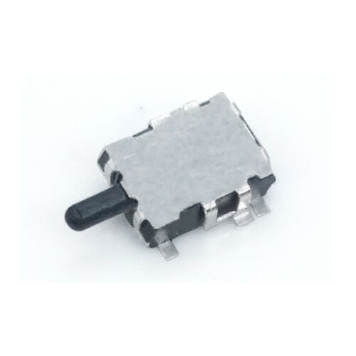 HD-11 Black Detection Tact Switch SMD 4*5.6mm Silent Mini Push Button On//off