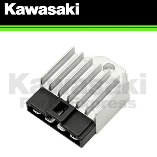 NEW 2002 - 2009 GENUINE KAWASAKI KLX 110 KLX110 VOLTAGE REGULATOR 21066-1086