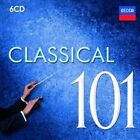 V/a - 101 Classical Cd6 Decca