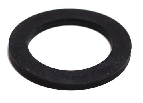 10 Stück Flach-Dichtung 1 Zoll EPDM 2mm Gummi-Dichtung Dicht-Ring 0,459€//1Stk