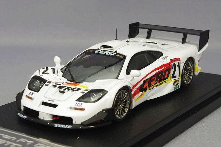 HPI-Racing 1 43 McLaren F1 GTR Zero 2000 Jgtc  21 A. Nakatani Y. HITOTSUYAMA