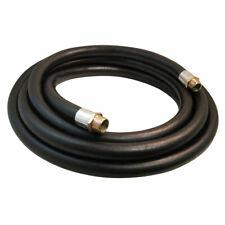 Apache 98108529 34 Inch Diameter 20 Foot Length Farm Fuel Transfer Hose Black