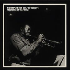 JAZZ BOOK! from Complete THAD JONES Blue Note Recordings Mosaic cd/lp box set