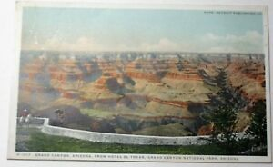 pc-1920-039-S-FRED-HARVEY-GRAND-CANYON-ARIZONA-034-PHOSTINT-034-H-1517-034-VIEW-FROM-HOTEL-034