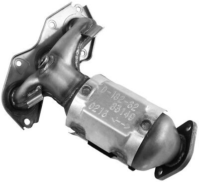 Exhaust Manifold-with Integrated Catalytic Converter Right Dorman 674-598