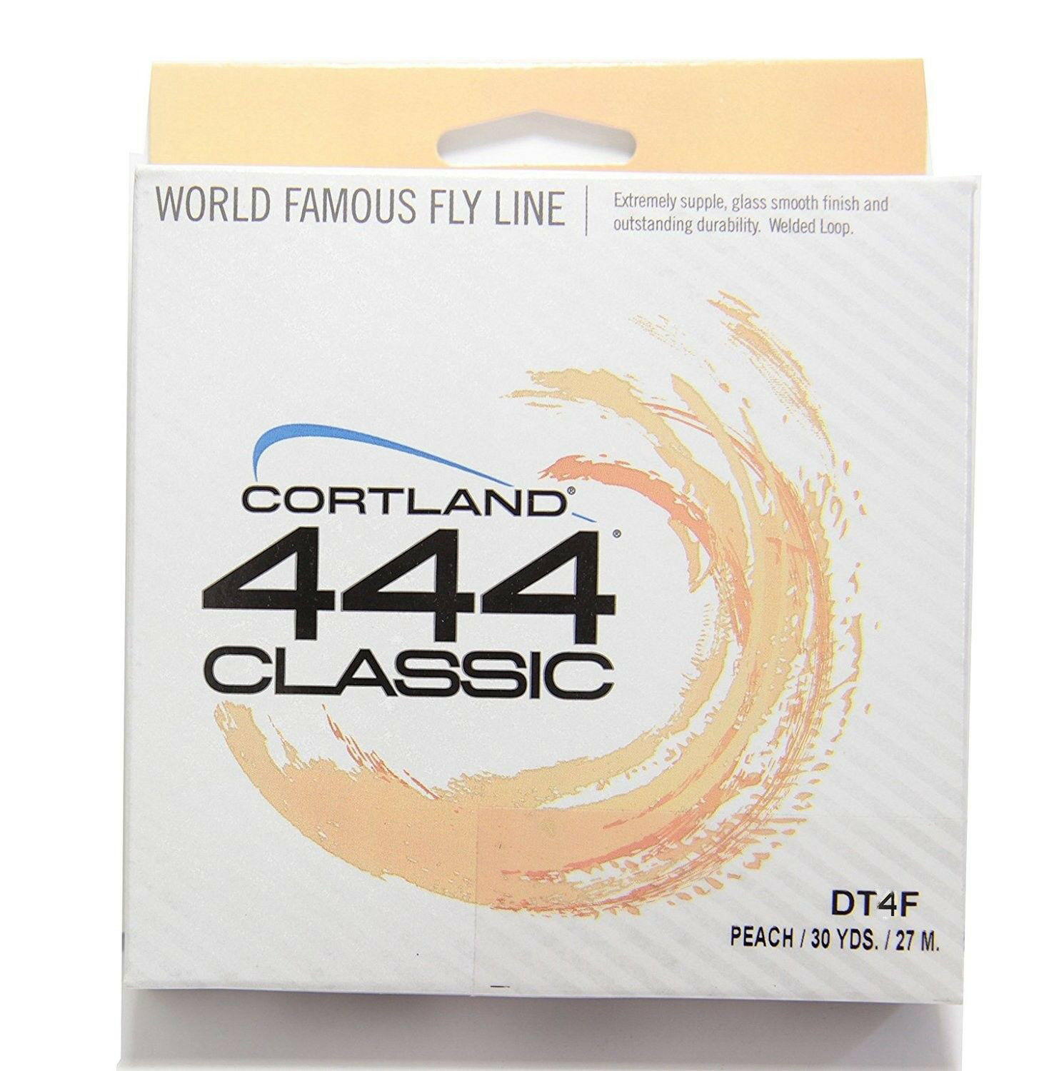 Floating Fly Line Cortland Cortland Line 444 (DT3F/DT4F/DT5F) - NEW 08bced